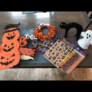 Other - Halloween Decor Lot 🎃
